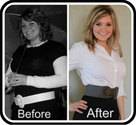 shaklee 180 before and after